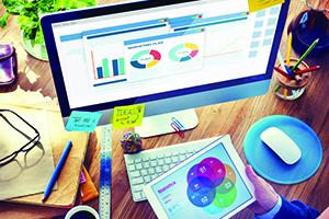 La création d'un service d'information commerciale